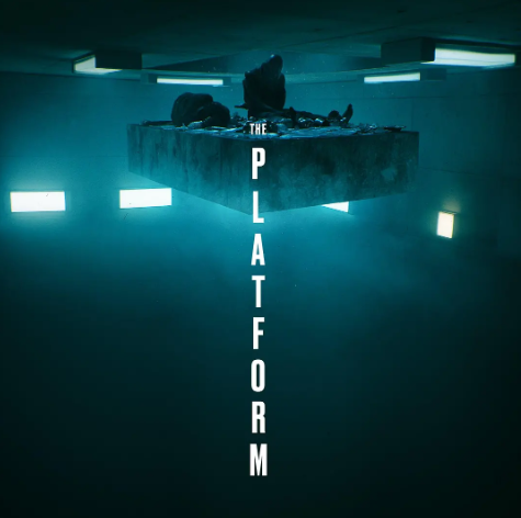 The poster for the film Platform