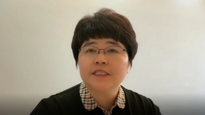 On June 13, 2020, Pastor Bai Yu'e shared the eleventh chapter of church's revival online.