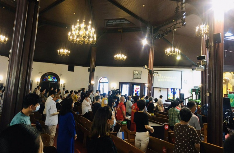 On August 2, 2020, Beijing Chongwenmen Church reopened after resurgence of local COVID-19 positive cases.
