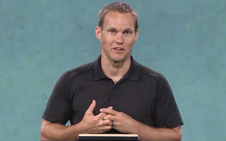 """David Platt gave a lecture entitled """"I Then Shall Live"""" in the launch ceremony of the Chinese Mission Convention Global 2020 on September 26, 2020, U.S. western time."""
