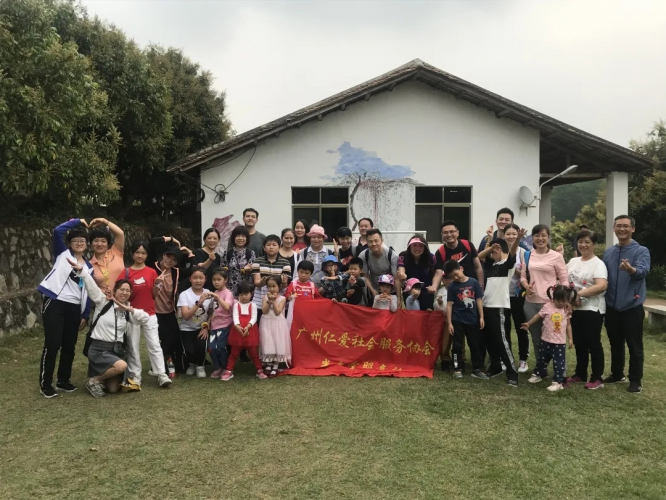A team of 35 pastoral staff and volunteers from Guangxiao Church in Guangdong participated in an activity to show sympathy to youths with intellectual disabilities in Huiling Farm on March 28, 2021.
