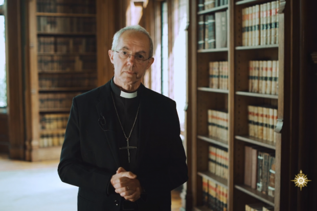Archbishop Justin Welby of Canterbury