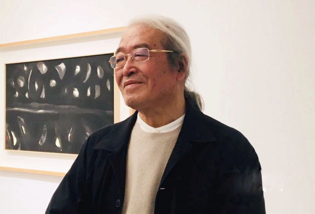 A picture of Daozi, a Christian artist