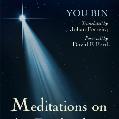 The cover of the book of Meditations on the Birth of Christ