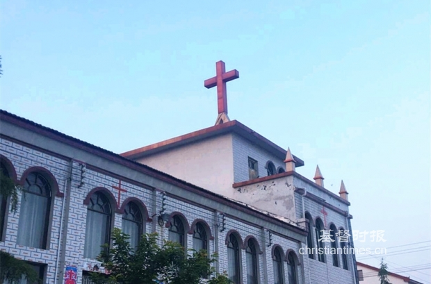 A church in central China
