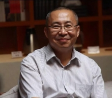 Yang Peng, a scholar of Chinese culture