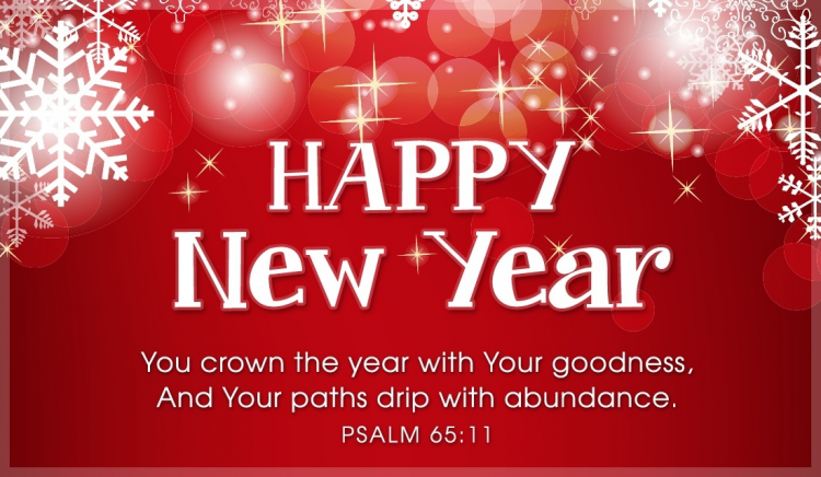 Top 7 Encouraging Bible Verses About New Year - China ...