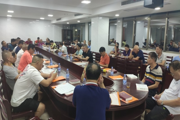On September 1, 2020, the Brothers' Fellowship of Qingyang Church in Jinjiang, Fujian, held a Bible study.
