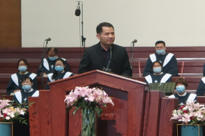 In Xuande Church situated in Zhenjiang, China's eastern-coastal Jiangsu Province, Rev. Chen Dehong shared how to return to the beginning in the second sermon given on October 17, 2020.