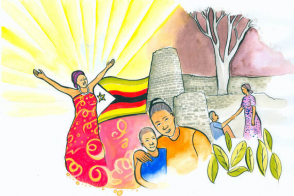 The international event, this year hosted by Zimbabwe, features the theme